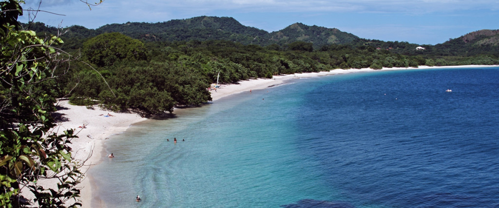 Conchal Beach in Costa Rica